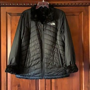 The North Face- Reversible Coat